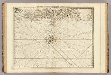 South part of St. Domingo, or Hispaniola. By Thos. Jefferys, Geographer to his Majesty. London, printed for Robt. Sayer, Map and Printseller, no. 53 in Fleet Street, as the Act directs, 20 Feby. 1775.