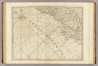 Part of the provinces of Costa Rica and Nicaragua with the lagunas. By Thos. Jefferys, Geographer to his Majesty. London, printed for Robt. Sayer, Map & Printseller, no. 53 in Fleet Street, as the Act directs, 20 Feby. 1775.