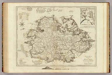 Antigua, surveyed by Robert Baker, Surveyor General of that Island, engraved and improved by Thomas Jefferys, Geographer to the King. (London, printed for Robt. Sayer, 1775)