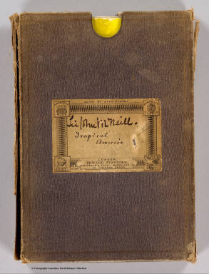 (Covers to) H. Kiepert's Karte des nordlichen tropischen America. A new map of Tropical-America north of the equator comprising the West-Indies, Central-America, Mexico, New Granada and Venezuela. Composed with the help of all cartographic and litterary (sic) materials hitherto published and dedicated by permission to His Excellency Baron Alexander von Humboldt By H. Kiepert, Ph. Dr. M.R., Acad. Berlin, F. Geogr. Soc. of. Berlin, Paris and Vienna. 1858. Published by Dietrich Reimer, Berlin. Lithogr. and printed by C. Monecke, Berlin. Lith. Inst. von C. Monecke in Berlin. (with) Central part of the Mexican Republic ... based on the surveys published by A.v. Humboldt, v. Gerolt, Heller, Smith and the Sociedad Mejicana de Geografia t Estadistica.