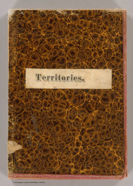 Cover: Western States & Territories. / Watson, Gaylord / 1874
