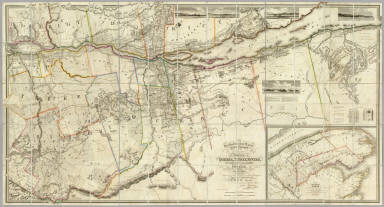 Gaspe Canada Map.This Topographical Map Of The Districts Of Quebec Three Rivers St