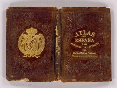 Cover: Puerto Rico. / Coello de Portugal y Quesada, Francisco, 1820-1898 / 1851