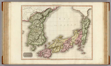 Japan. Drawn under the direction of Mr. Pinkerton by L. Hebert. Neele sculpt. 352 Strand. London: published 1st. March 1809, by Cadell & Davies, Strand & Longman, Hurst, Rees, Orme, & Brown, Paternoster Row.
