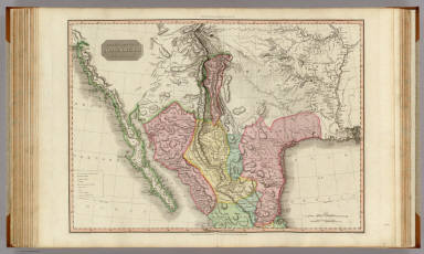 Spanish dominions in North America, northern part. Drawn under the direction of Mr. Pinkerton by L. Hebert. Neele sculpt. 352 Strand. London: published Novr. 1, 1811, by Cadell & Davies, Strand & Longman, Hurst, Rees, Orme, & Brown, Paternoster Row.