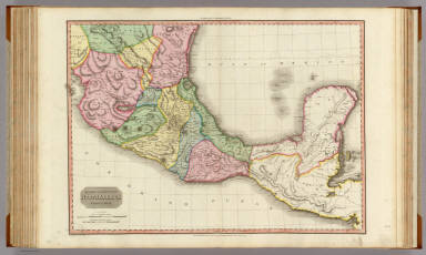 Spanish dominions in North America, middle part. Drawn under the direction of Mr. Pinkerton by L. Hebert. Neele sculpt. 352 Strand. London: published Septr. 1st, 1811, by Cadell & Davies, Strand & Longman, Hurst, Rees, Orme, & Brown, Paternoster Row.