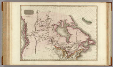British possessions in North America. From Mr. Arrowsmith's map of North America &c. &c. Drawn under the direction of Mr. Pinkerton by L. Hebert. Neele sculpt. 352 Strand. London: published July 15th. 1814 by Cadell & Davies, Strand & Longman, Hurst, Rees, Orme, & Brown, Paternoster Row.