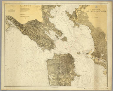 United States - West Coast. San Francisco entrance, California. United States of America Department of Commerce ... Published at Washington, D.C., Dec. 1926. By the U.S. Coast and Geodetic Survey. E. Lester Jones, Director.