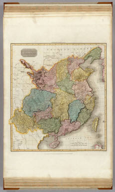 China. Drawn under the direction of Mr. Pinkerton by L. Hebert. Neele sculpt. 352 Strand. London: published 2d. March 1811 by Cadell & Davies, Strand & Longman, Hurst, Rees, Orme, & Brown, Pater Noster Row.