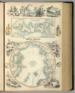 Arctic Regions. / Fullarton, A. & Co. / 1872
