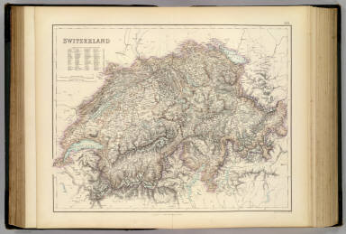 Switzerland. / Fullarton, A. & Co. / 1872
