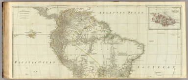 (A map of South America, northern section) / Kitchin, Thomas / 1787