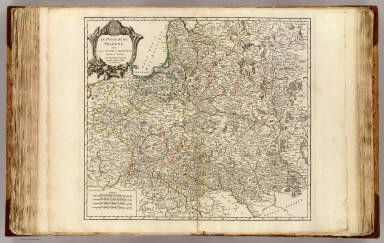 Pologne. / Robert de Vaugondy, Didier, 1723-1786 ; Robert de Vaugondy, Gilles, 1688-1766 / 1752