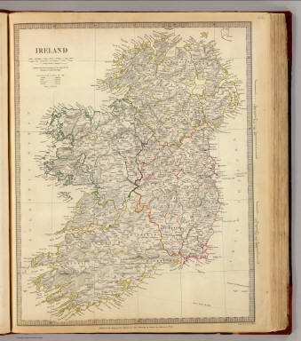 Ireland. / Society for the Diffusion of Useful Knowledge (Great Britain) / 1842