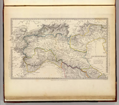 Ancient Italy I. / Society for the Diffusion of Useful Knowledge (Great Britain) / 1832