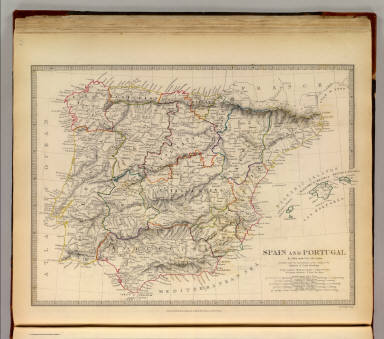 Spain & Portugal. / Smith, Philip, 1817-1885; Society for the Diffusion of Useful Knowledge (Great Britain) / 1838