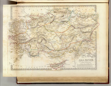 Asia Minor (ancient) / Society for the Diffusion of Useful Knowledge (Great Britain) / 1830