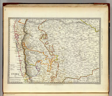 India III. Bombay Presidency. / Society for the Diffusion of Useful Knowledge (Great Britain) / 1832
