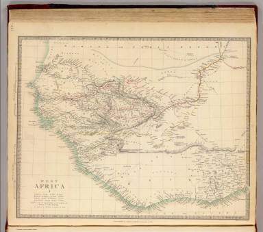 West Africa I. / Society for the Diffusion of Useful Knowledge (Great Britain) / 1839