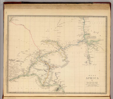 West Africa II. / Society for the Diffusion of Useful Knowledge (Great Britain) / 1839