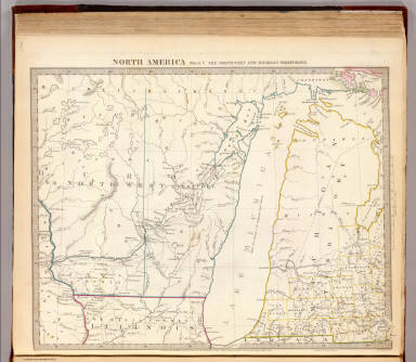 The N.W. and Mich. territories / Society for the Diffusion of Useful Knowledge (Great Britain) / 1833