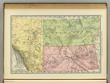 Alberta saskatchewan rand mcnally and company 1897 gumiabroncs Choice Image