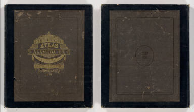 Cover: Alameda County atlas map. / Thompson & West / 1878
