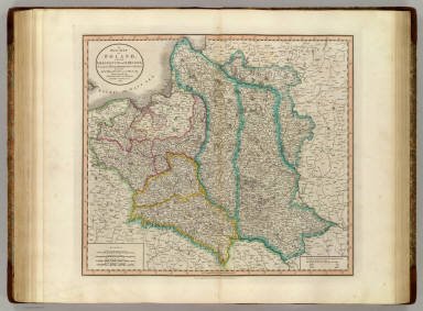 Poland, Lithuania. / Cary, John, ca. 1754-1835 / 1799