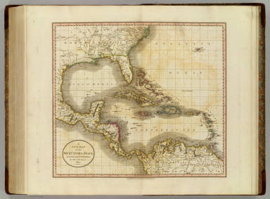 West India Isles. / Cary, John, ca. 1754-1835 / 1803