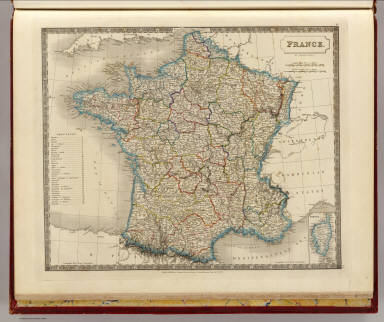 France. / Hall, S. (Sidney) / 1827