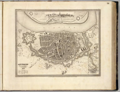 Antwerpen, Anvers. / Meyer, Joseph, 1796-1856 ; Society for the Diffusion of Useful Knowledge (Great Britain) / 1845