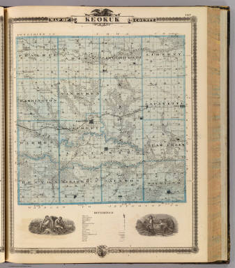 Map of Keokuk County, State of Iowa. / Andreas, A. T. (Alfred ... Keokuk Iowa State Map on oelwein iowa state map, cresco iowa state map, des moines iowa state map, ankeny iowa state map, dubuque iowa state map, walcott iowa state map, burlington iowa state map, grinnell iowa state map, ames iowa state map,
