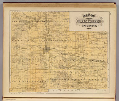 Of Olmsted County Minn Andreas A T Alfred Theodore - Minn map