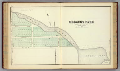 Rodger's Park, adjoining Spring Lake, Monmouth Co., N.J. / Shafto, William H. / 1878