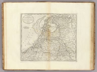 The Seven United Provinces of Holland, Groningen, Gelders, Friesland, Overyssel, Utrecht and Zealand from the best Authorities. C. Tiebout Sculpt N. York. Engraved for Carey's American Edition of Guthrie's Geography improved.