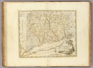 Connecticut. / Carey, Mathew / 1796