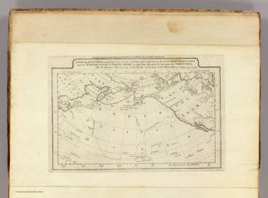 Map of the Discoveries made by Capts. Cook & Clerke. / Carey, Mathew / 1796