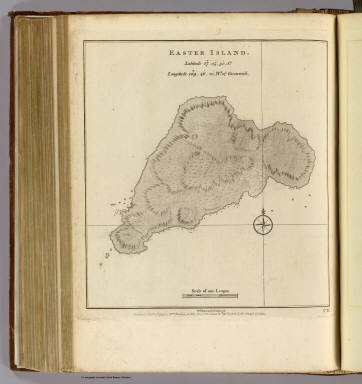 Easter Island. / Cook, James, 1728-1779 / 1777