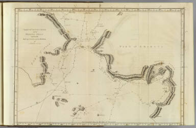 Chart of Norton Sound and of Bherings Strait made by the East Cape of Asia and the West Point of America. (Copied by Lieut. Henry Roberts. London, G. Nicol and T. Cadell, 1785)