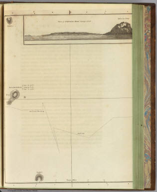 (Sulphur Island and vicinity) / Bligh, William, 1754-1817; Cook, James, 1728-1779 / 1785