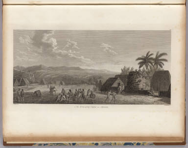 An inland view, in Atooi. J. Webber del. Middiman sc. (London, G. Nicol and T. Cadell, 1785)