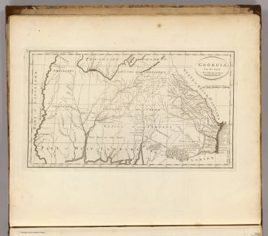 Georgia. / Carey, Mathew / 1811