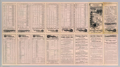 Text Page: Montreal and Boston Air Line. / Montreal and Boston Air Line / 1887