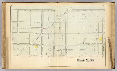 Plat 34 [San Francisco) / (William P. Humphreys & Co.) / 1876