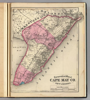 Cape May Co., N.J. / Beers, F. W. (Frederick W.) / 1872 Cape May Map on sandy hook map, wildwood map, teaneck map, haddonfield map, north cape map, allenhurst map, mindelo cape verde islands map, fenwick island map, ocean city map, jersey shore map, cape cod map, summit map, pascagoula map, bayonne map, estell manor map, flemington map, fairfield map, bordentown map, avalon manor map,