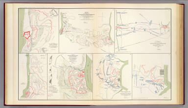 Forts Henry & Donelson. / United States. War Department / 1895