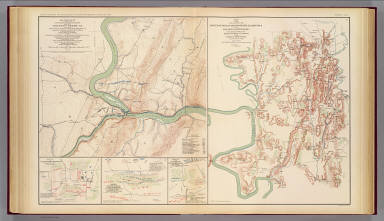 Harper's Ferry, Hagerstown, Funkstown, Williamsport, Falling Waters. / United States. War Department / 1895