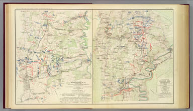 Winchester, Fisher's Hill, Cedar Creek. / Gillespie, George L.; United States. War Department / 1895