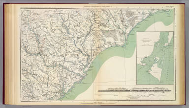 Gen. map IV. / Julius Bien & Co.; United States. War Department / 1895