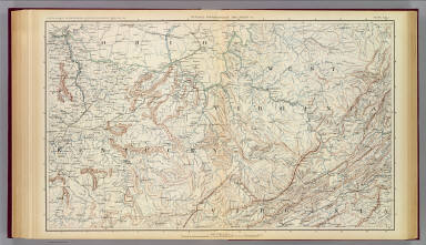 Gen. map VI. / Julius Bien & Co.; United States. War Department / 1895